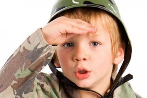 Бояться армии — с пеленок?