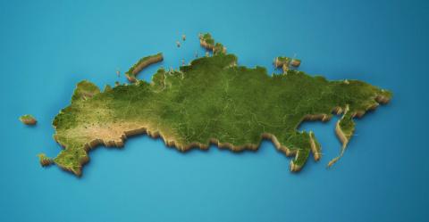 Насколько хорошо вы знаете географию России?