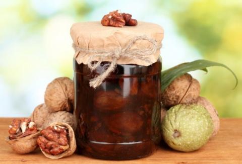 Варенье из грецких орехов: как правильно варить ореховое варенье + 5 рецептов варенья из грецких орехов