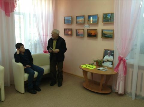 """Вечер памяти поэта  А. Ильичева """"Любовь моя исповедальная..."""""""