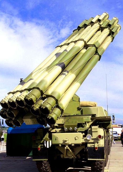 """Российский """"Смерч"""" против американской РСЗО M270! Американцы нервно покуривают!"""