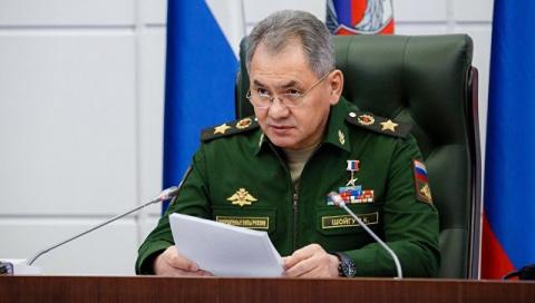 Шойгу: углубление взаимодействия с Китаем является приоритетом для России