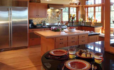 Идеальная кухня для тех, кто любит печь: полезные идеи