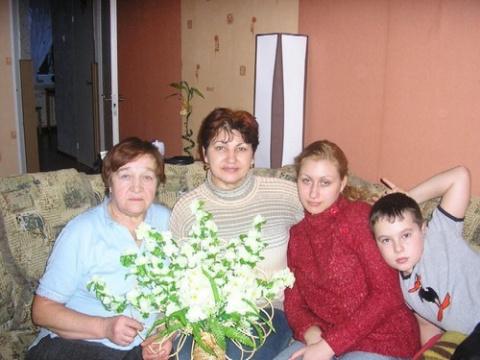 lyubov belyayeva