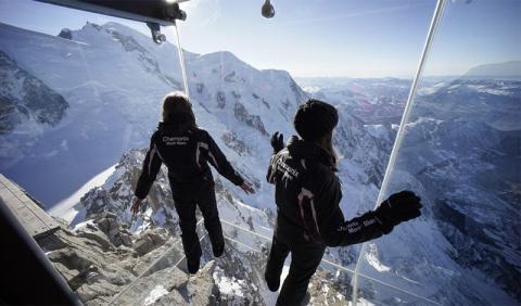 Откуда берется страх высоты и как его победить