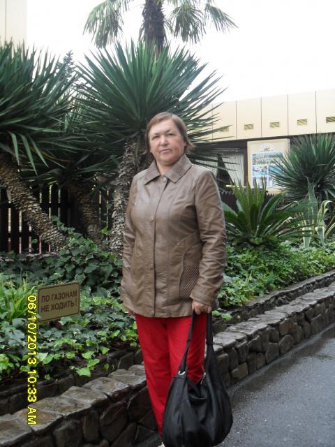 Тамара Сигарева