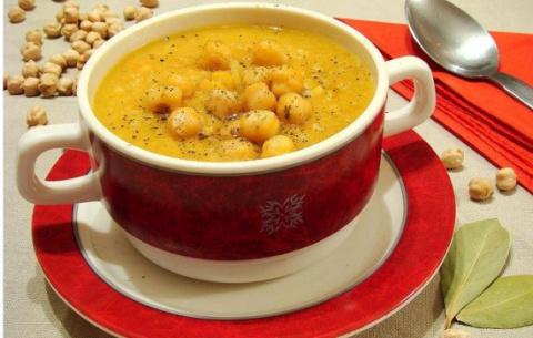 Суп с нутом – восточные нотки в повседневном меню. Старинные и новые рецепты вкусного, ароматного и необычного супа с нутом