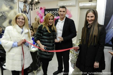 Ксения Бородина открыла второй салон красоты