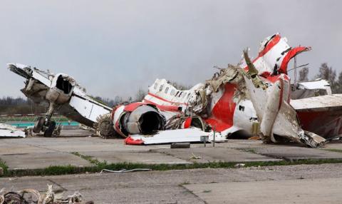 Польша предъявила обвинения смоленским авиадиспетчерам
