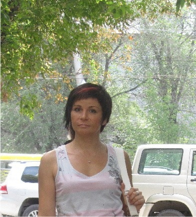 Татьяна Шамарина