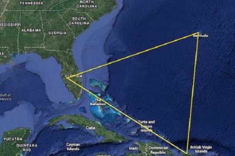В Бермудском треугольнике ра…