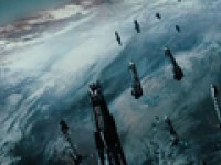 Поле битвы пришельцев друг с…