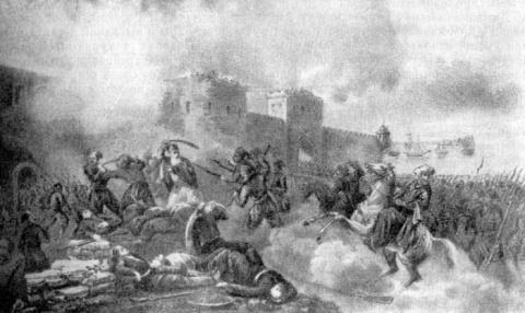 Ункяр-Искелесийский  договор 1833 г.