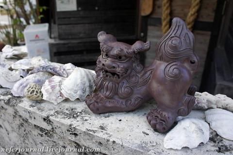 Собачки Окинавы
