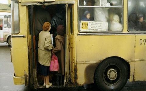 Молодой водитель автобуса № …