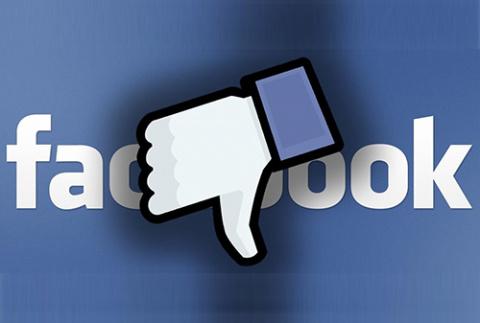 Facebook готовится запустить кнопку «Не нравится»