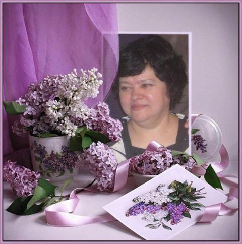 Валентина Боровикова