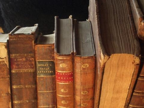 Невероятные произведения искусства из старых книг