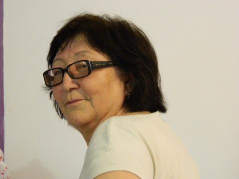 Дарияхан Мукашева (личноефото)