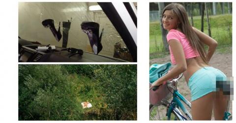 26 безумных фотографий девуш…