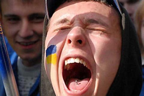 На Украине выросло поколение тех, кто просто не хочет работать и свято верит в то, что Европа их прокормит до самой старости
