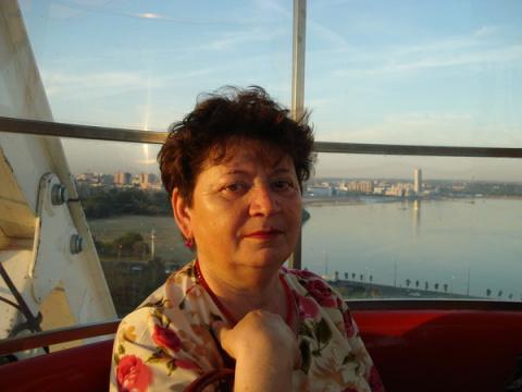 Валентина Юшкова