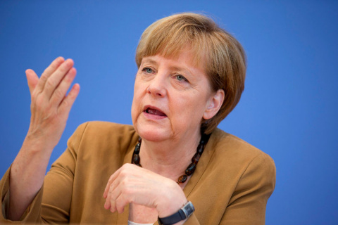 Меркель рассказала, когда пройдут выборы в Донбассе