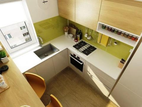 Дизайн кухни 6 кв. м 12 подсказок и 70 фото-идей