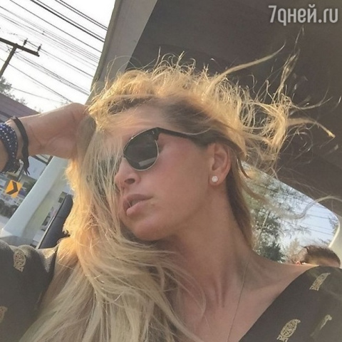 Вера Брежнева опубликовала п…