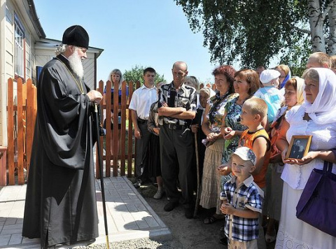 Святейший Патриарх Кирилл: священник, монах, проповедник