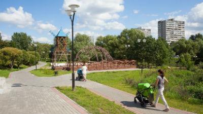 В Черемушках построят парк в…