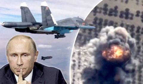 НАТО ослепло: Русские размес…
