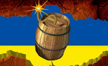 Новейшая история Украины в 5-ти фотографиях!