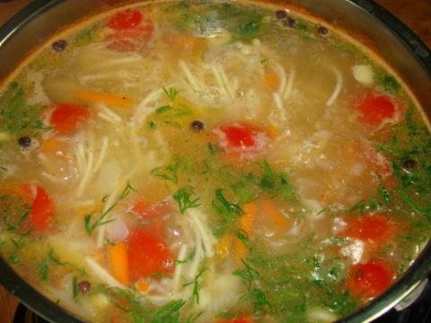 Новые реалии. Часть третья. Легкий суп с бараниной. (Ю. Мочиевский)