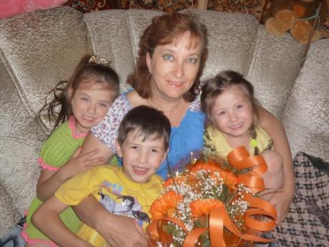 Светлана Орлова ПГ