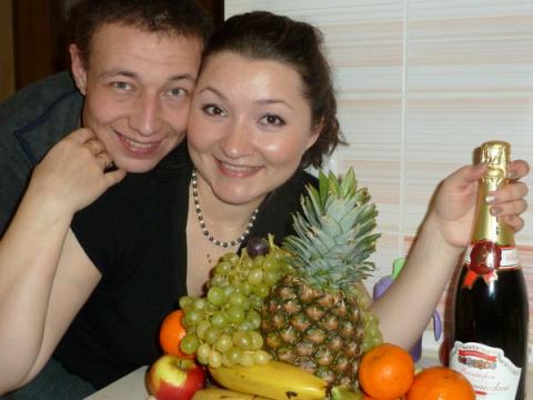 Альбина и Ринат Галямовы