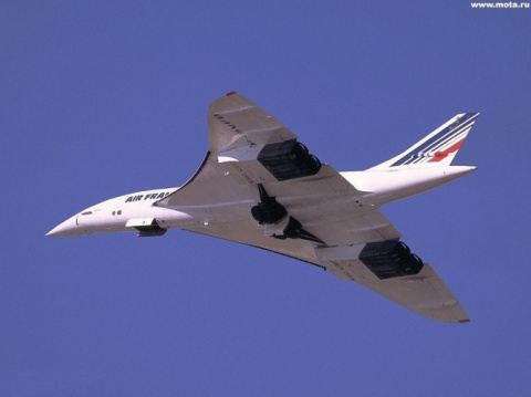 1981 concorde а к air france совершавший рейс из