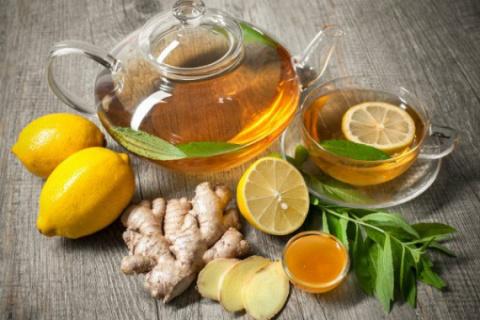 Тонизирующий чай, который растопит все лишние килограммы