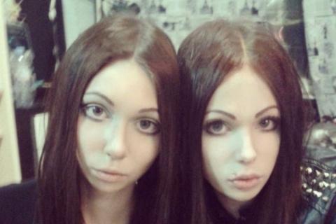 Жену знаменитого московского андрогина задержали за воровство