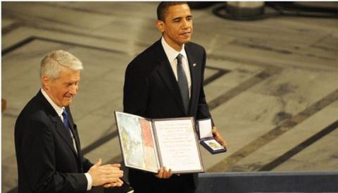 Впервые глава Норвежского Нобелевского комитета покинул свой пост не по своей воле