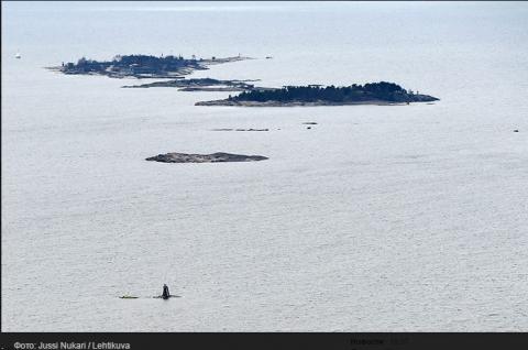 Следствие по делу предполагаемого нарушителя в финских территориальных водах завершено