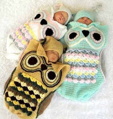 Идеи вязание для новорожденных.