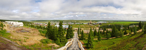Святые Русского Севера. Кольская земля и история края
