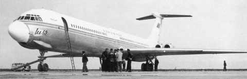 Ил-62 - 52 года в небе