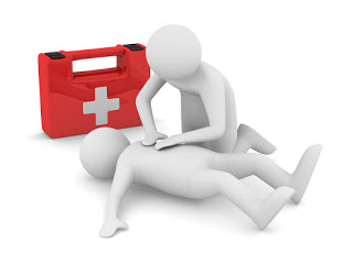 Оказание первой помощи. Стер…