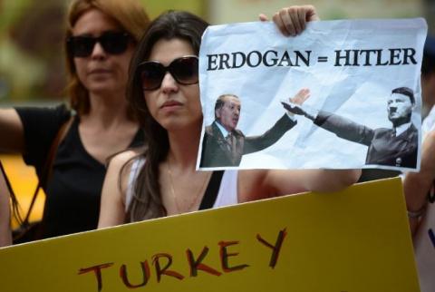 И грянул гром! Похоже, турки действительно не ожидали ввода российских санкций