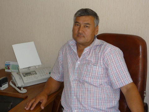 Сагинбай Жасанов