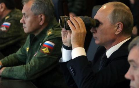 """""""Россия заткнула за пояс Запад"""": Путин совершил невозможное - британские СМИ"""