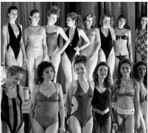 Первый конкурс красоты в СССР