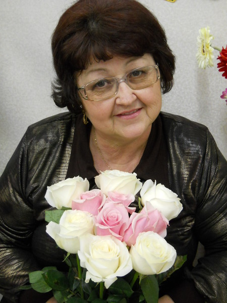 Лидия Ивановна Пьянкова (Дьяченко)